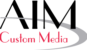 AIM Custom Media - Marketing Website Design - Glen Allen, VA