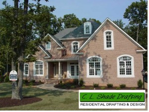 Custom Homes - Charles Shade Drafting - Richmond, VA