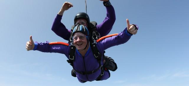 Tandem Skydiving Virginia at Skydive Orange