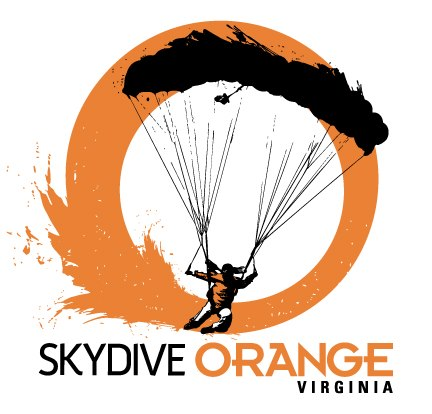 skydive orange tandem skydiving virginia