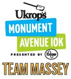fight against cancer - Team Massey 10k Monument Ave. RVA