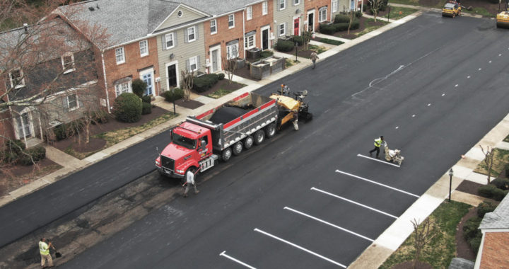 A1 Asphalt Paving Sealing Glen Allen VA AIM Custom Media RVA